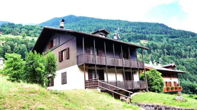 Casa Katia in Val di Rabbi